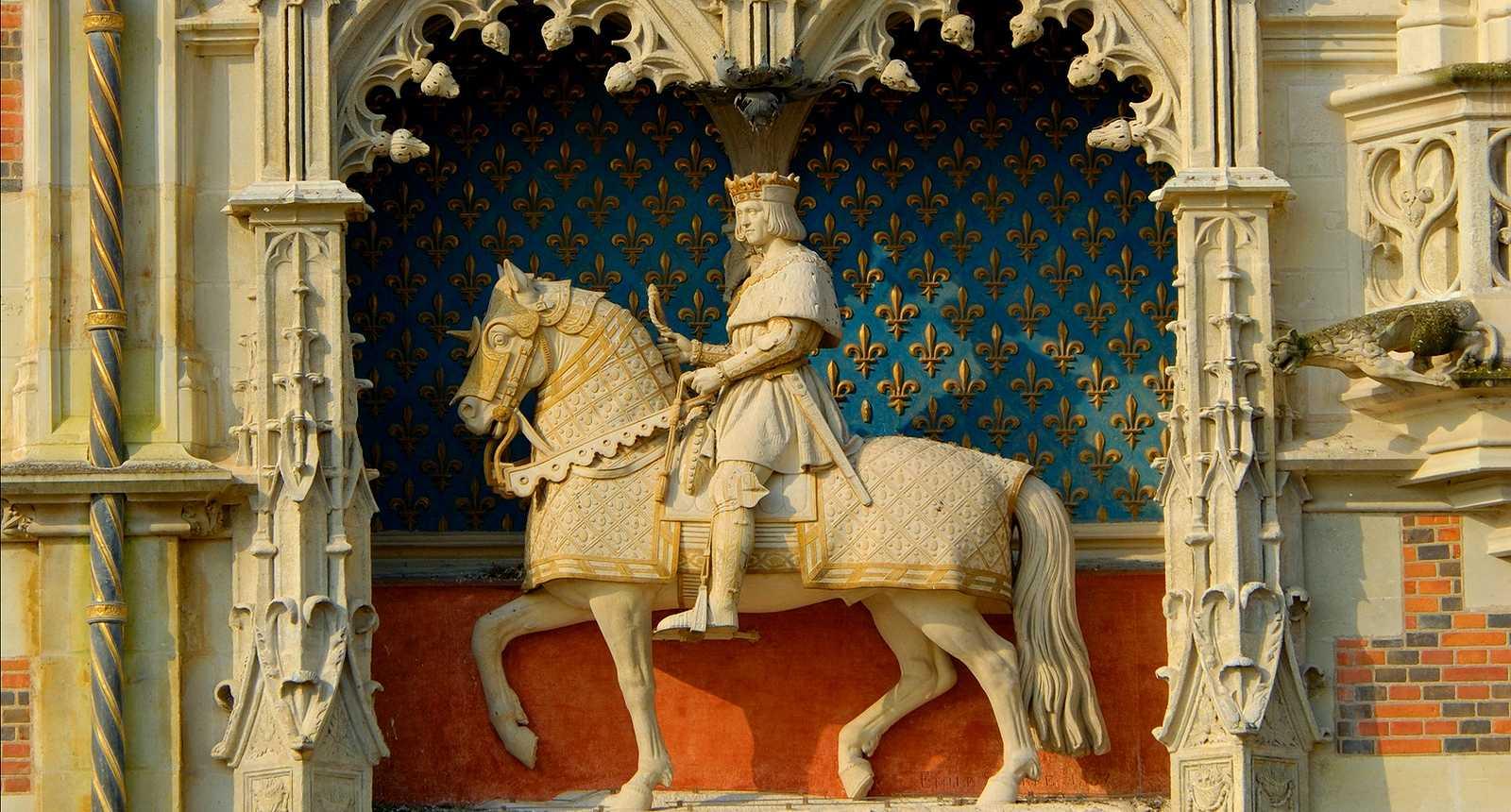 Porte du Château de Blois