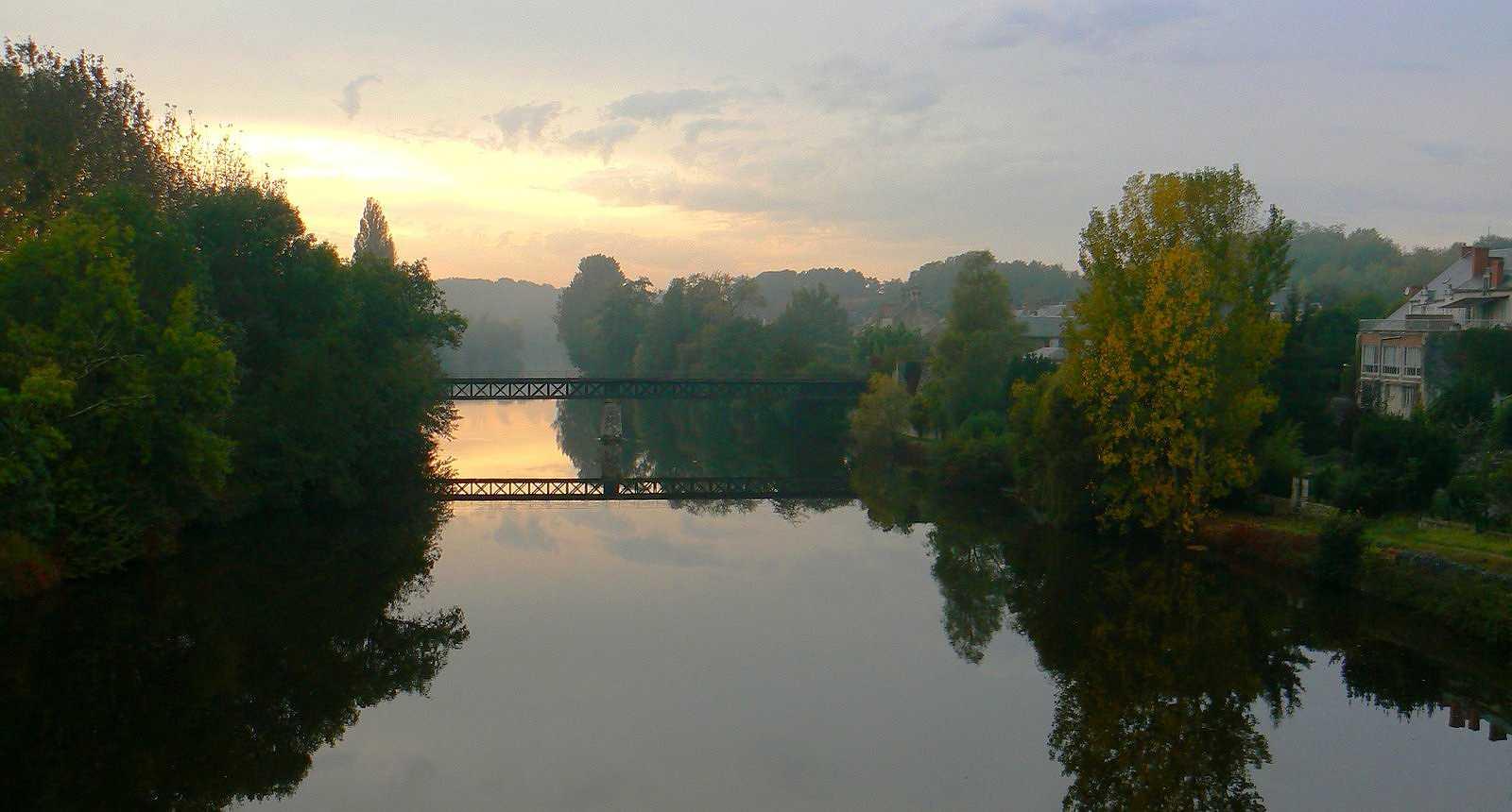 Image : Vallée de la Creuse