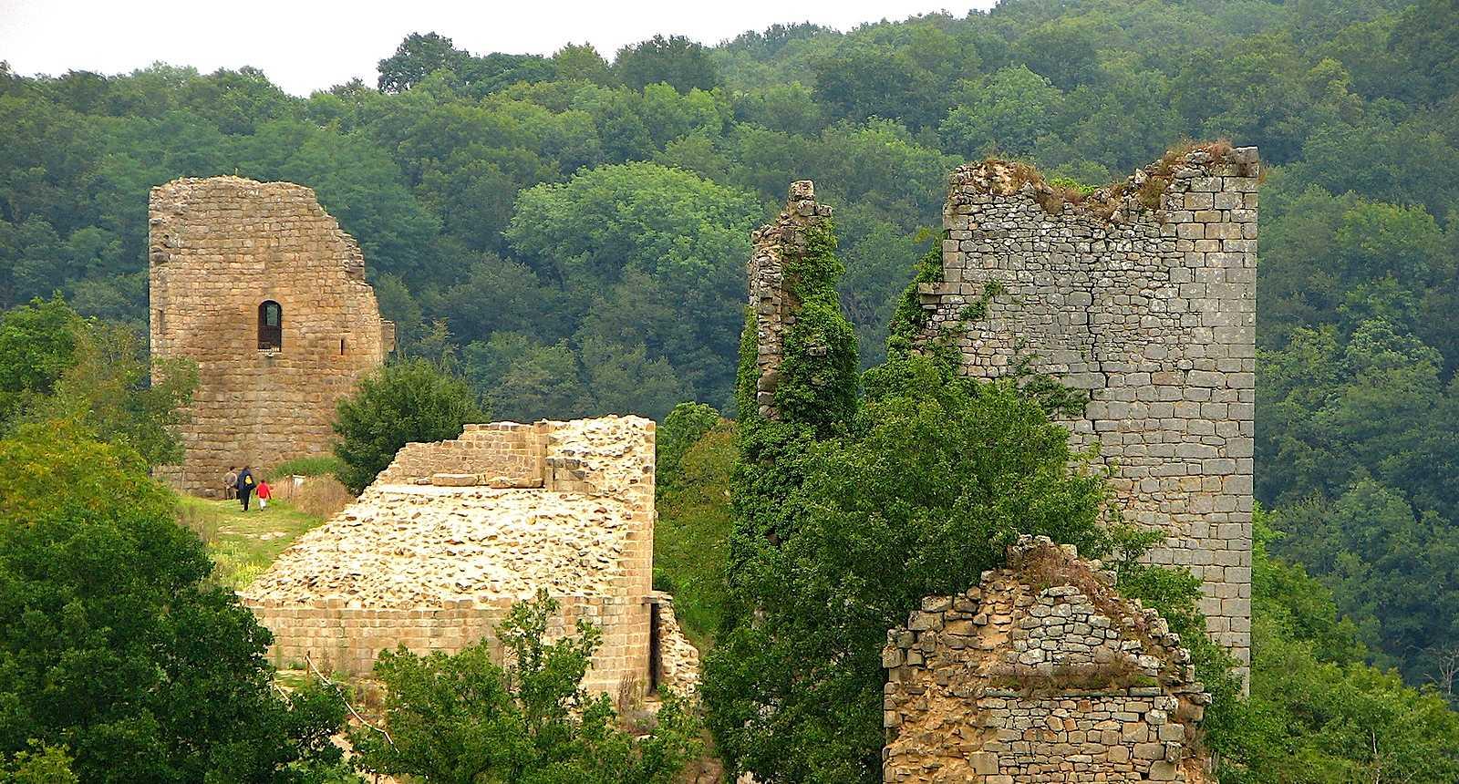 Image : Ruines de Crozant