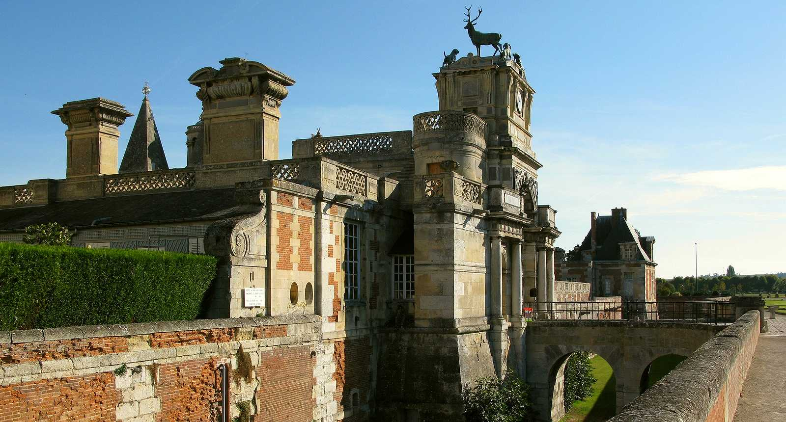 Le Château d'Anet (1)
