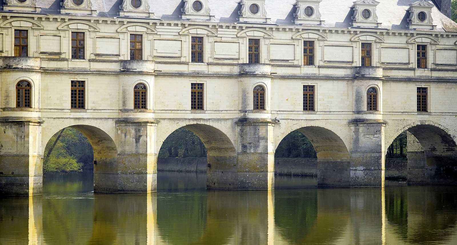 Le Château de Chenonceau (1)
