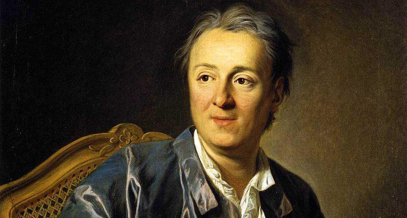 Portrait de Denis Diderot, au Musée d'Art et d'Histoire de Langres