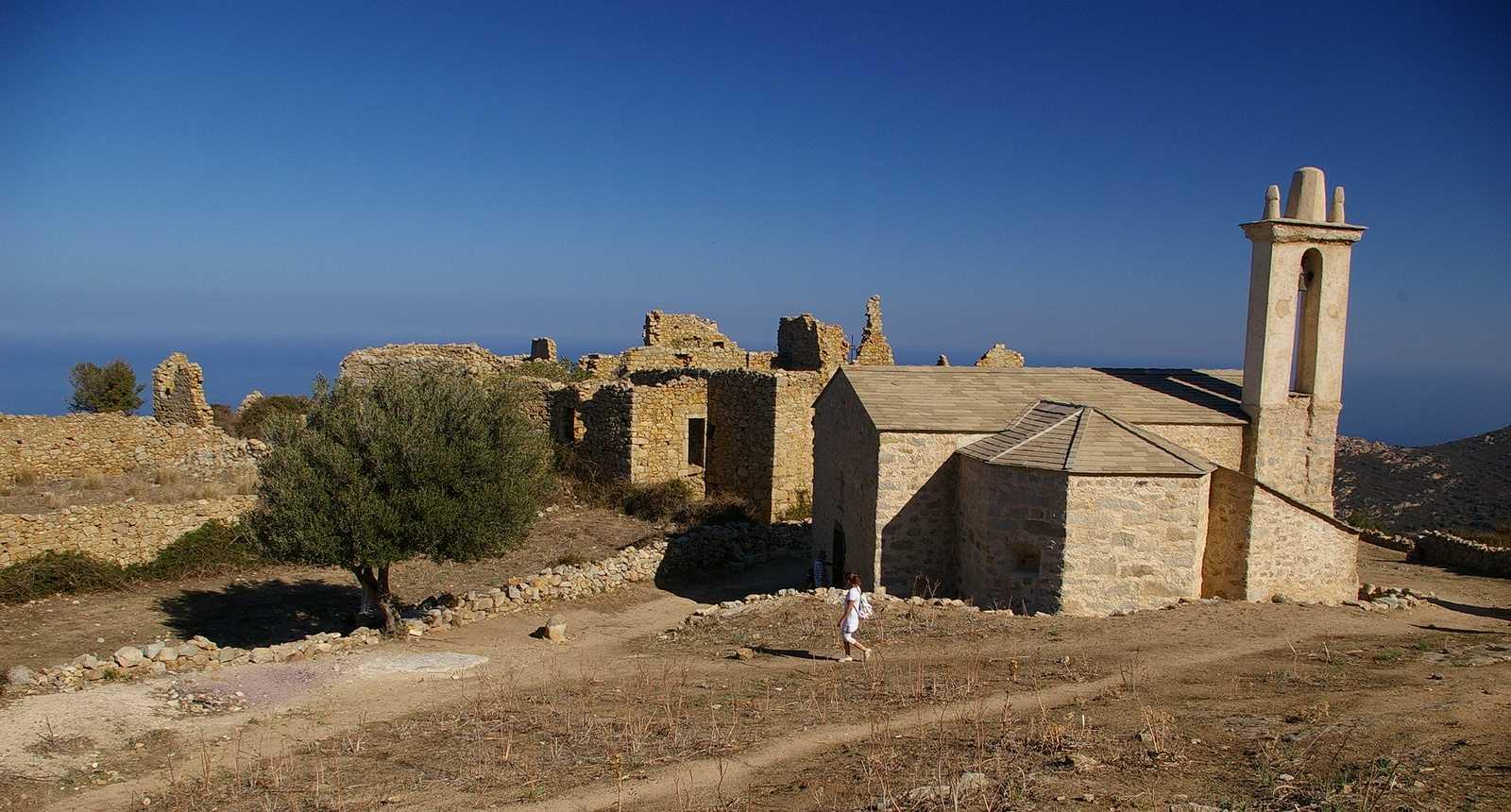 Village fantôme d'Occi