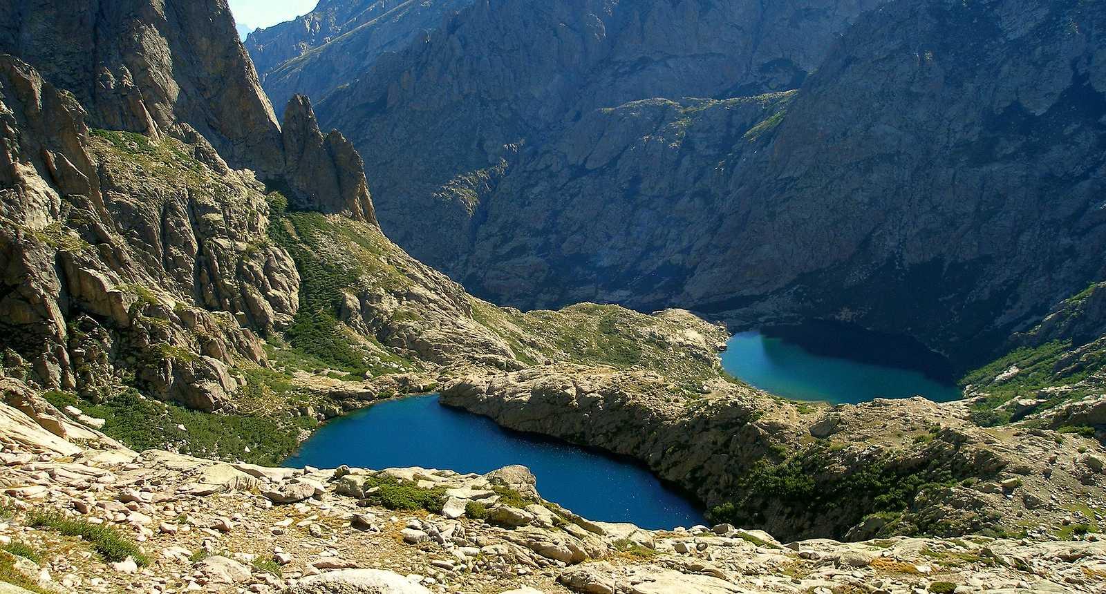 Lacs de Melo et Capitello