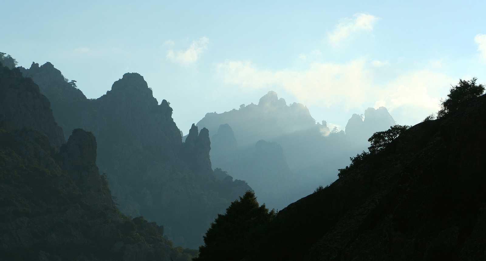 Gorges du Tavignano