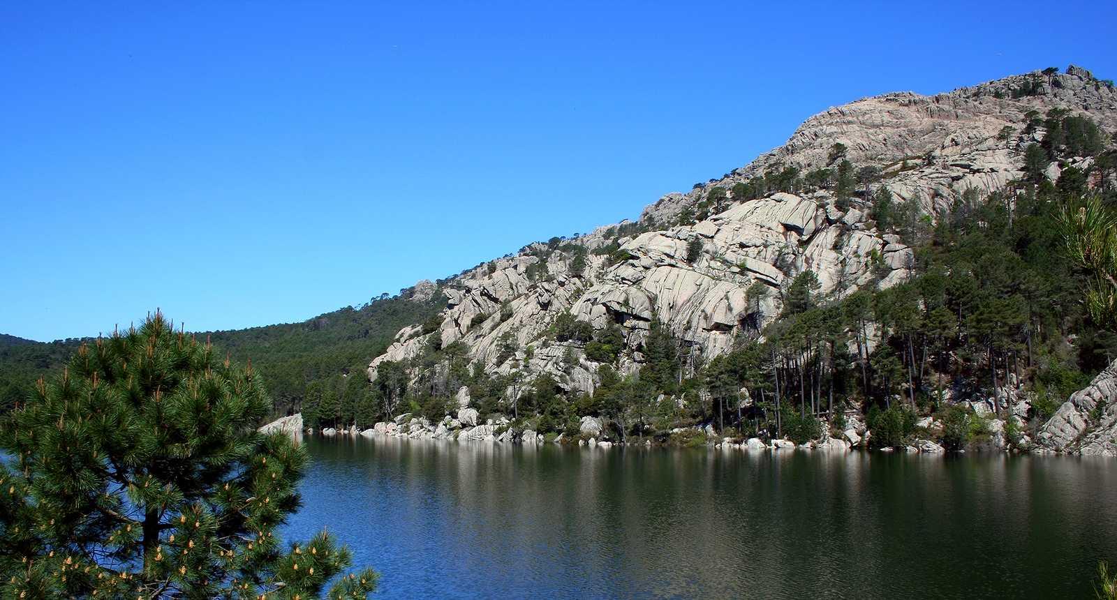 La Forêt et le Lac de l'Ospedale
