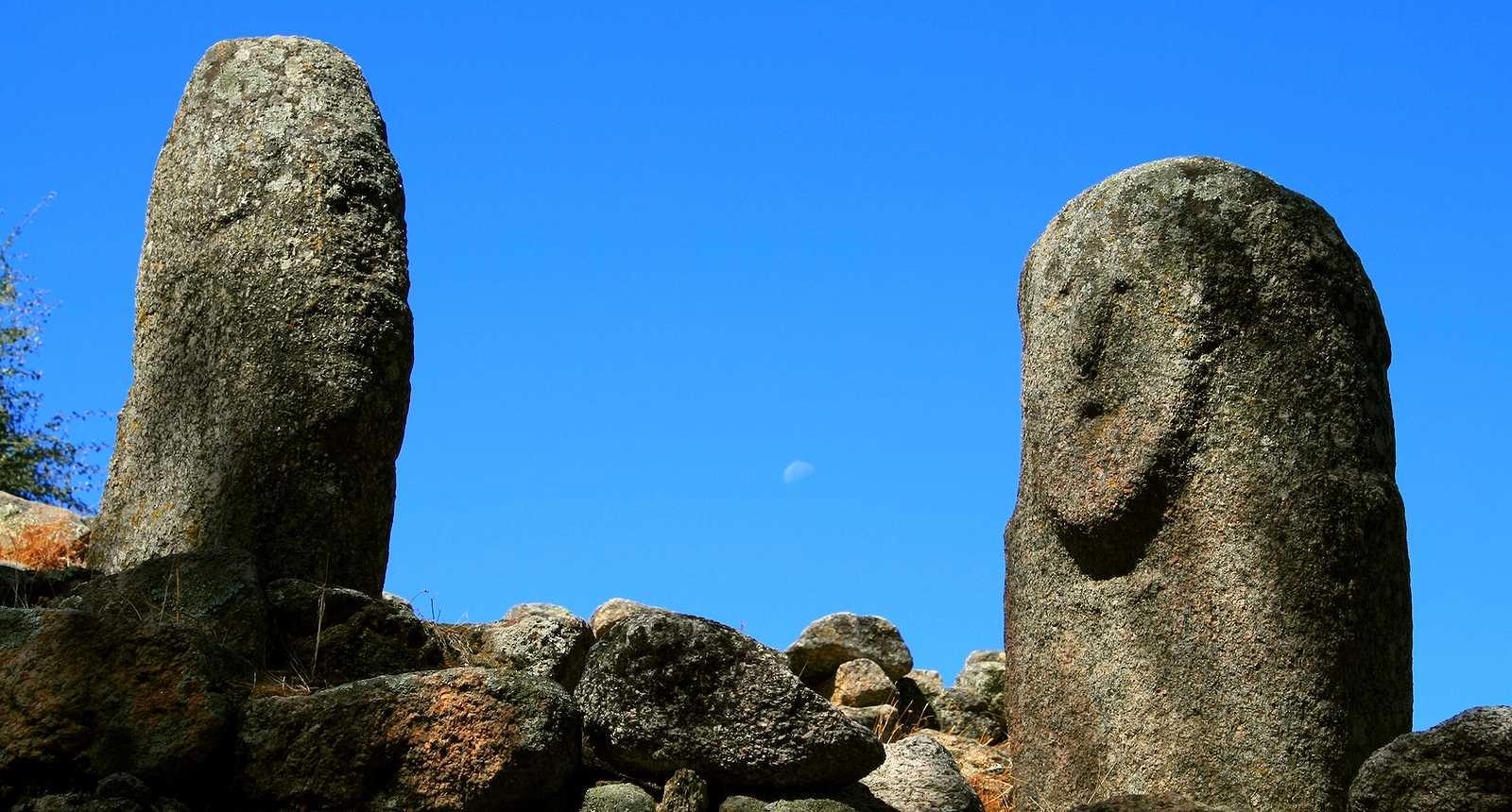 Le site préhistorique de Filitosa (1)