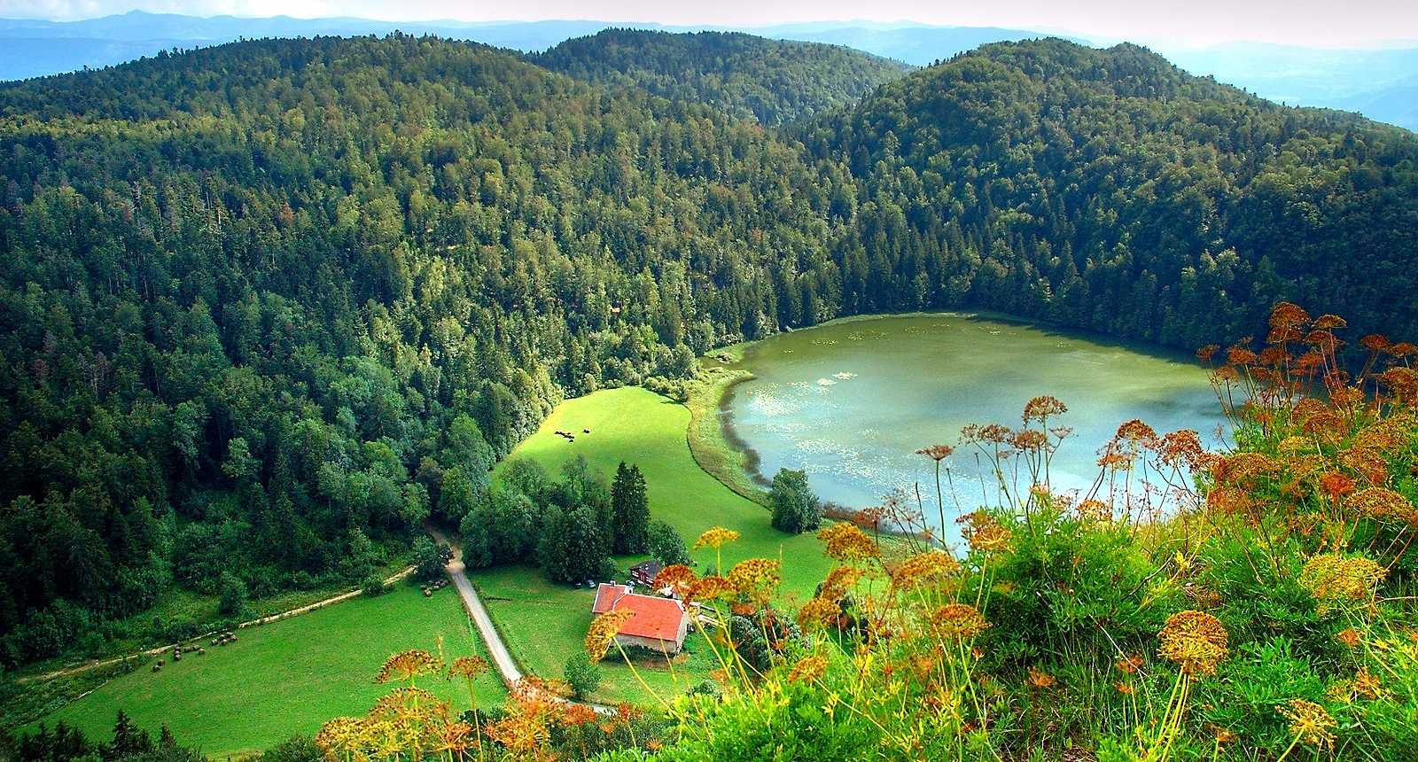 Le Lac de Genin
