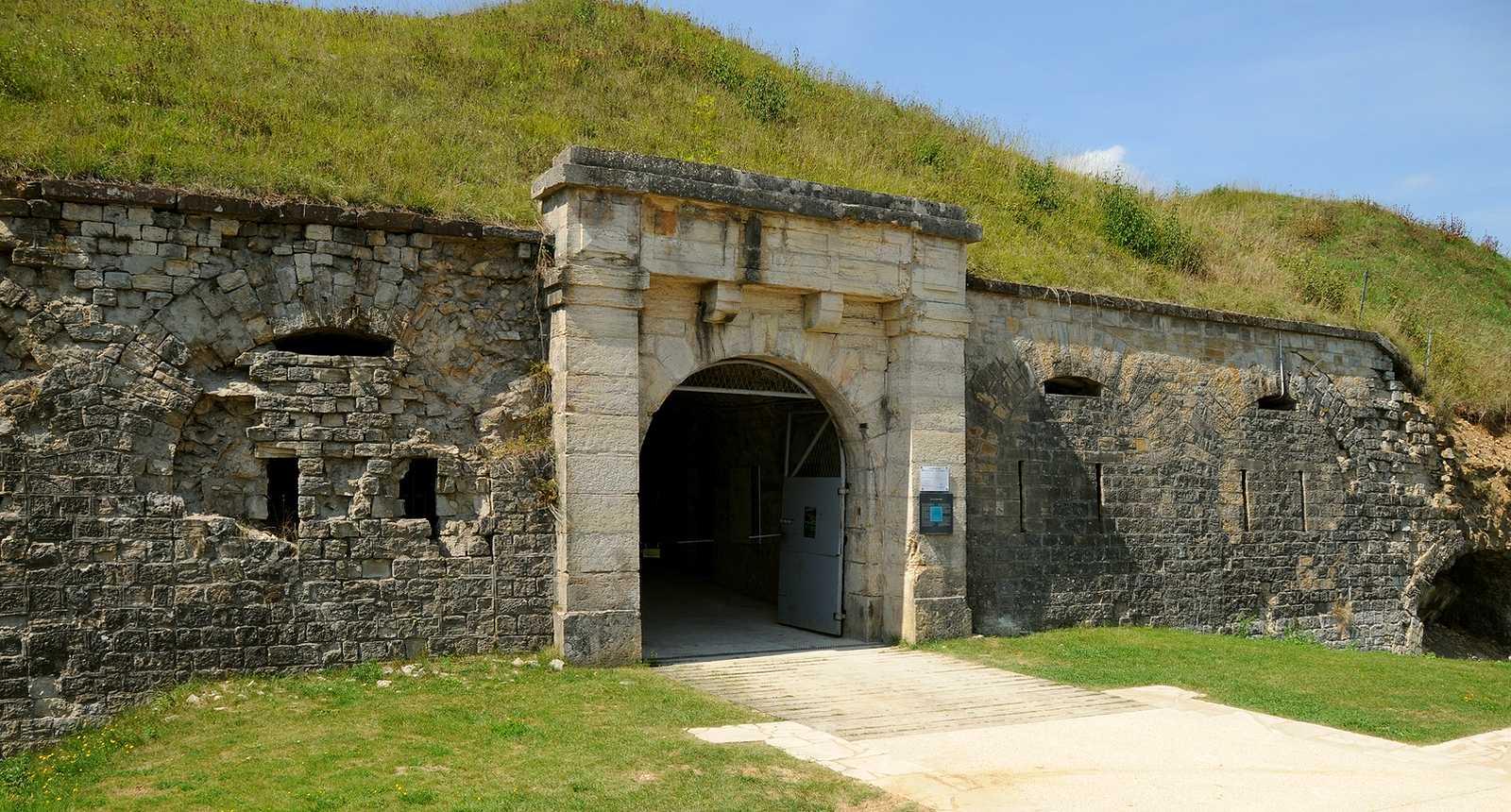 Image : Fort Du Mont Bart