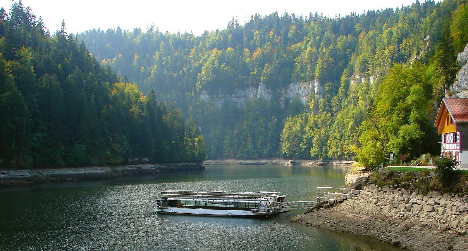 Image : Lac de Chaillexon