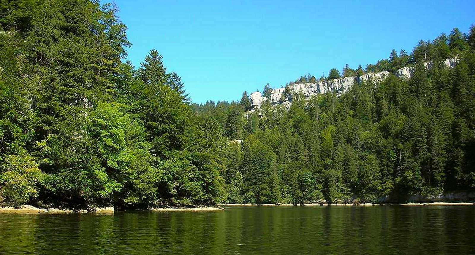 Le Lac de Chaillexon (1)