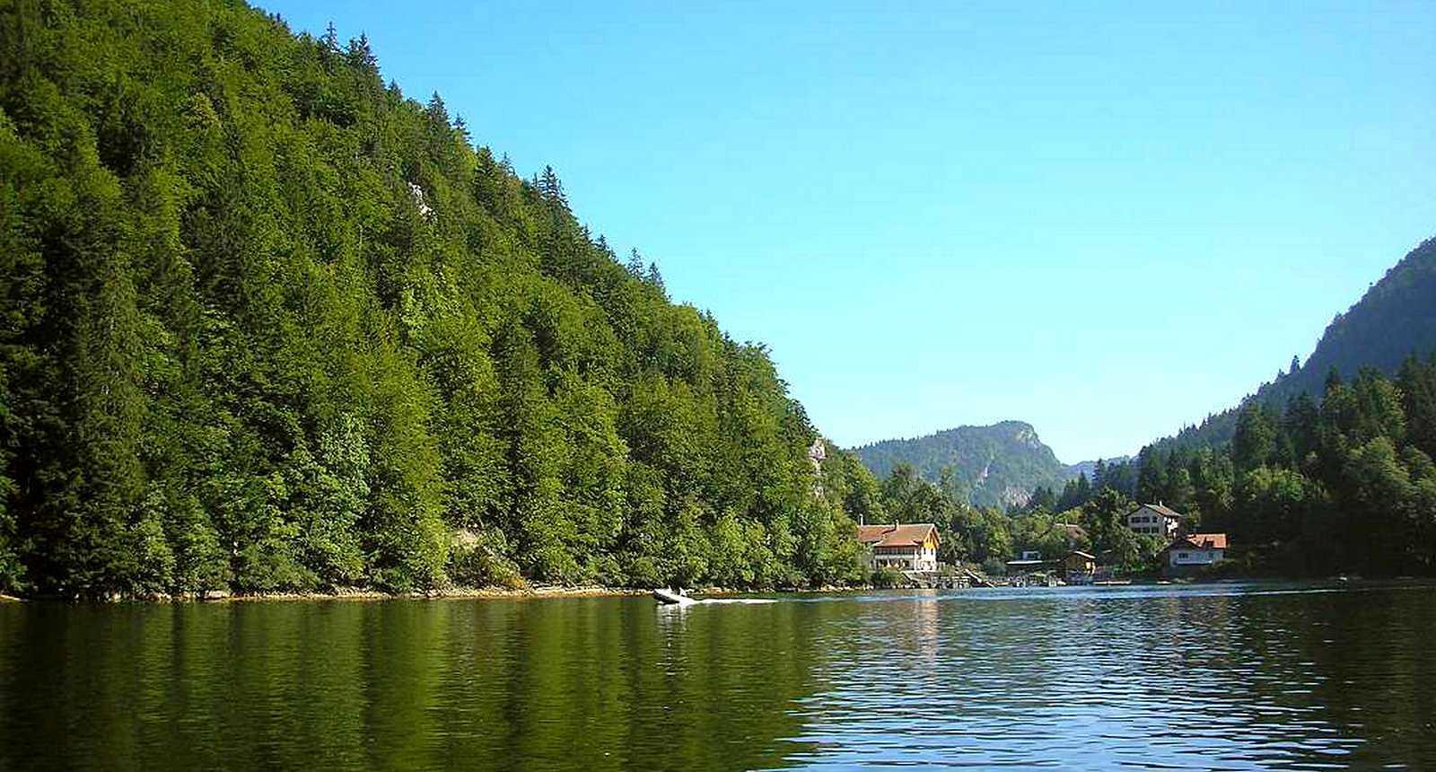Le Lac de Chaillexon (2)