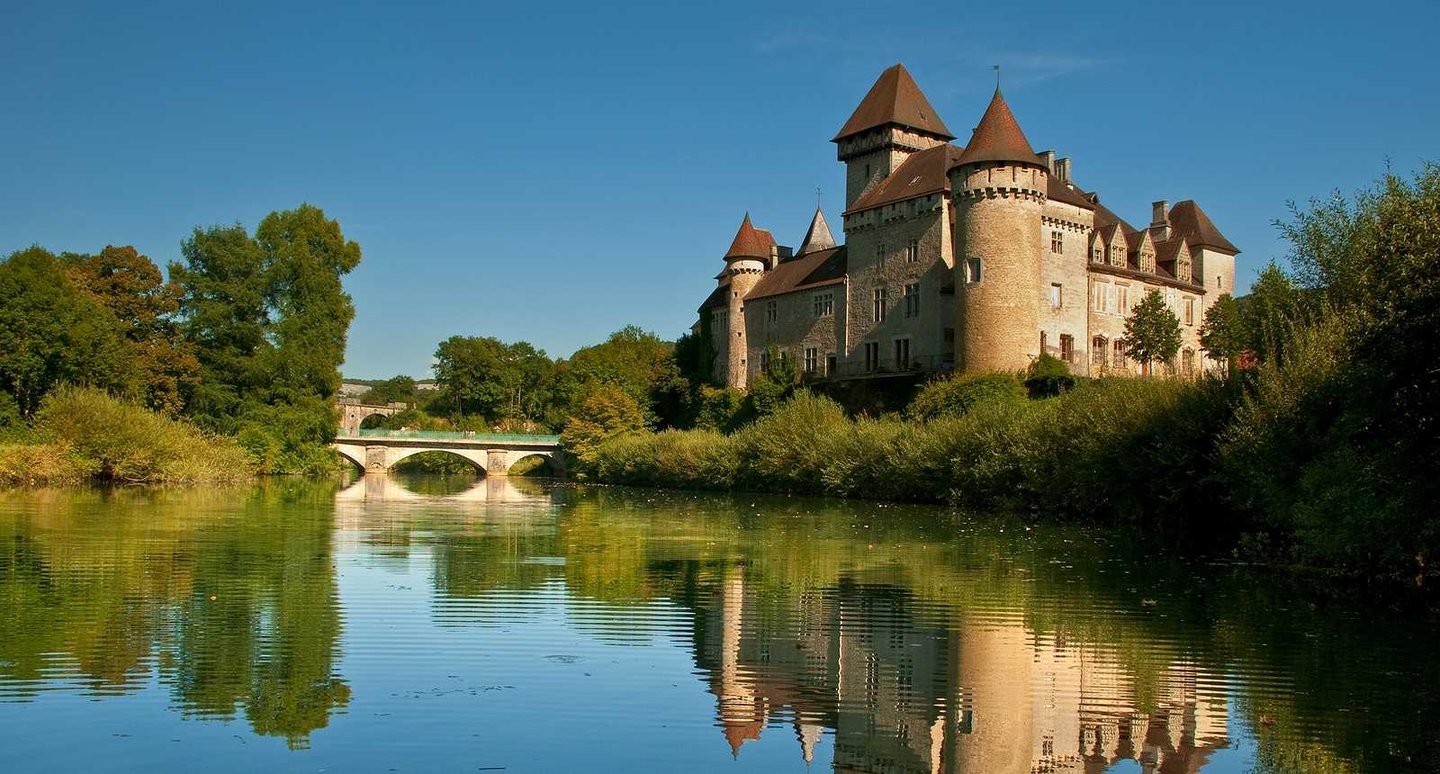 Image : Château de Cléron