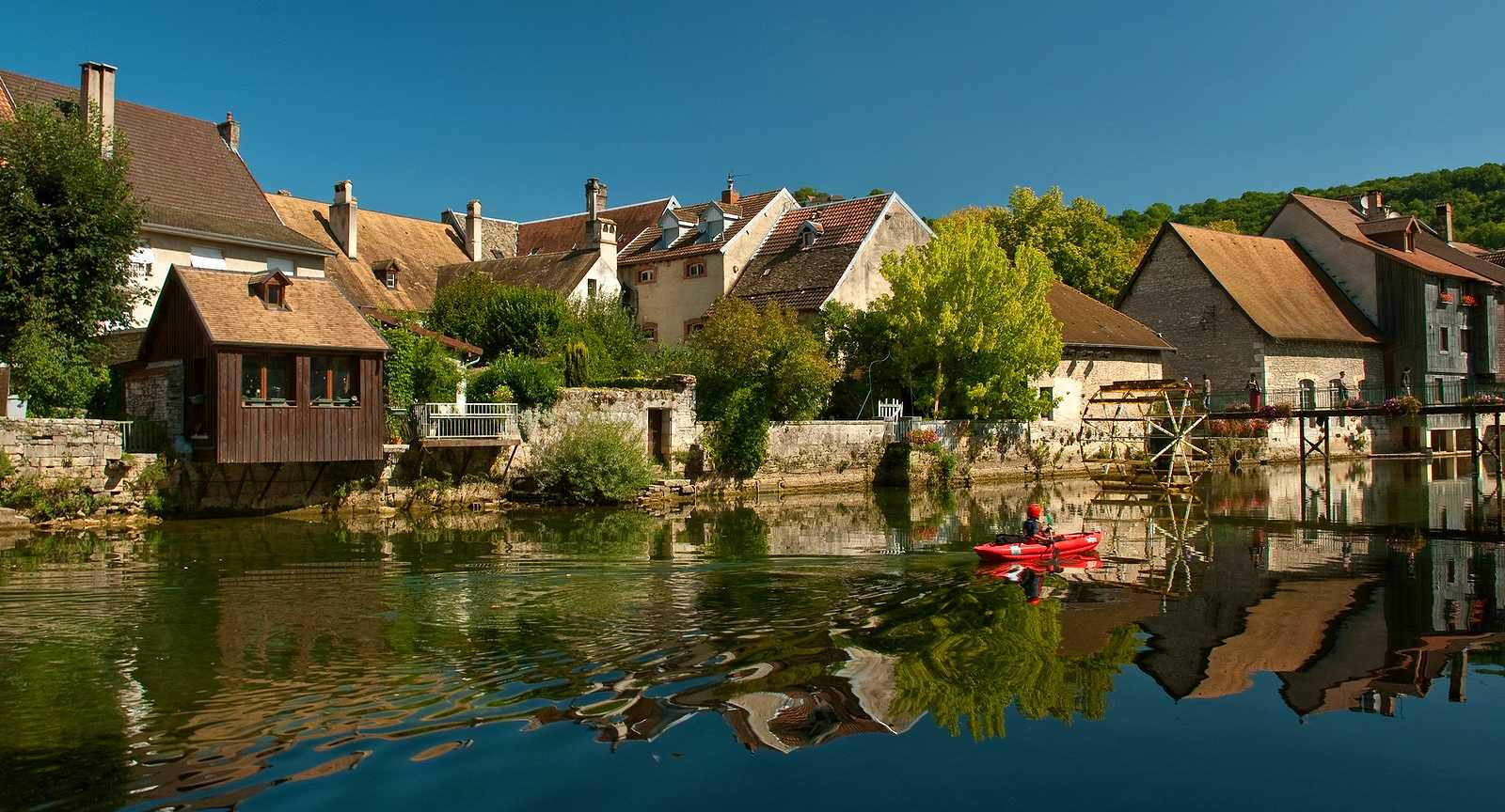 Image : Office de Tourisme* d'Ornans