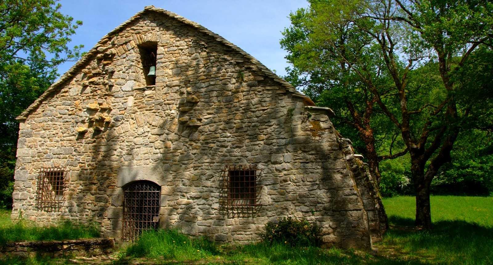 La Chapelle de Montfort à Treffort-Cuisiat