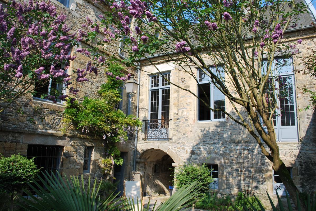 Hôtel Tanquerey de la Rochaisi