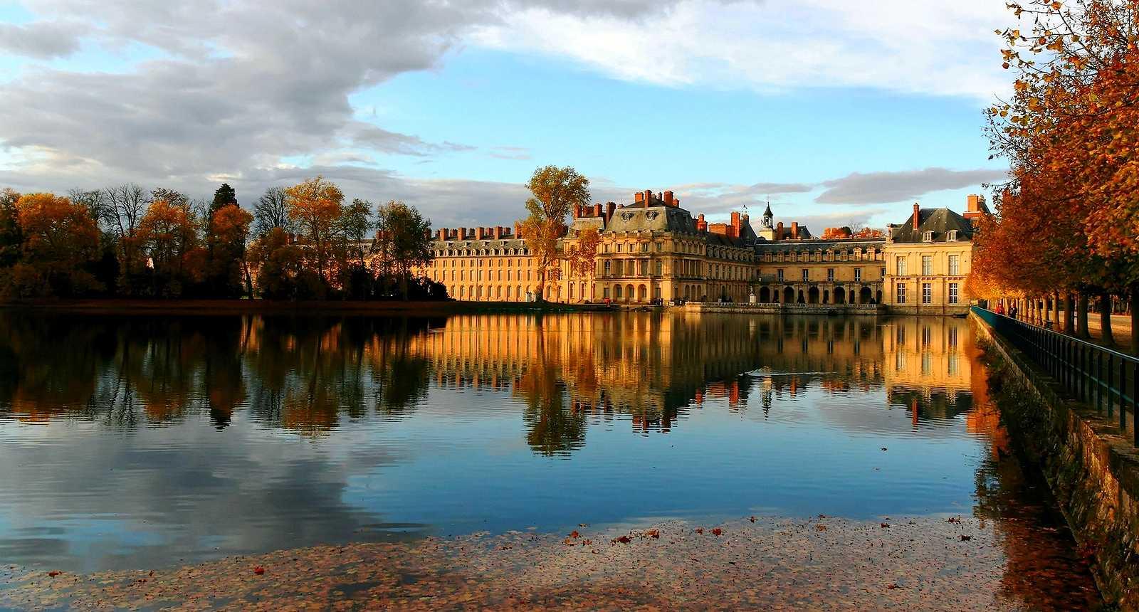 Parcs jardins botaniques arboretums seine et marne 77 for Jardin anglais chateau fontainebleau