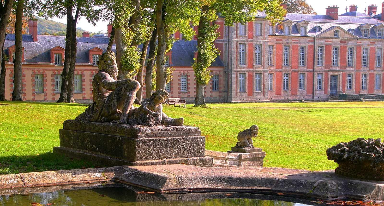 Le Château de Chamarande