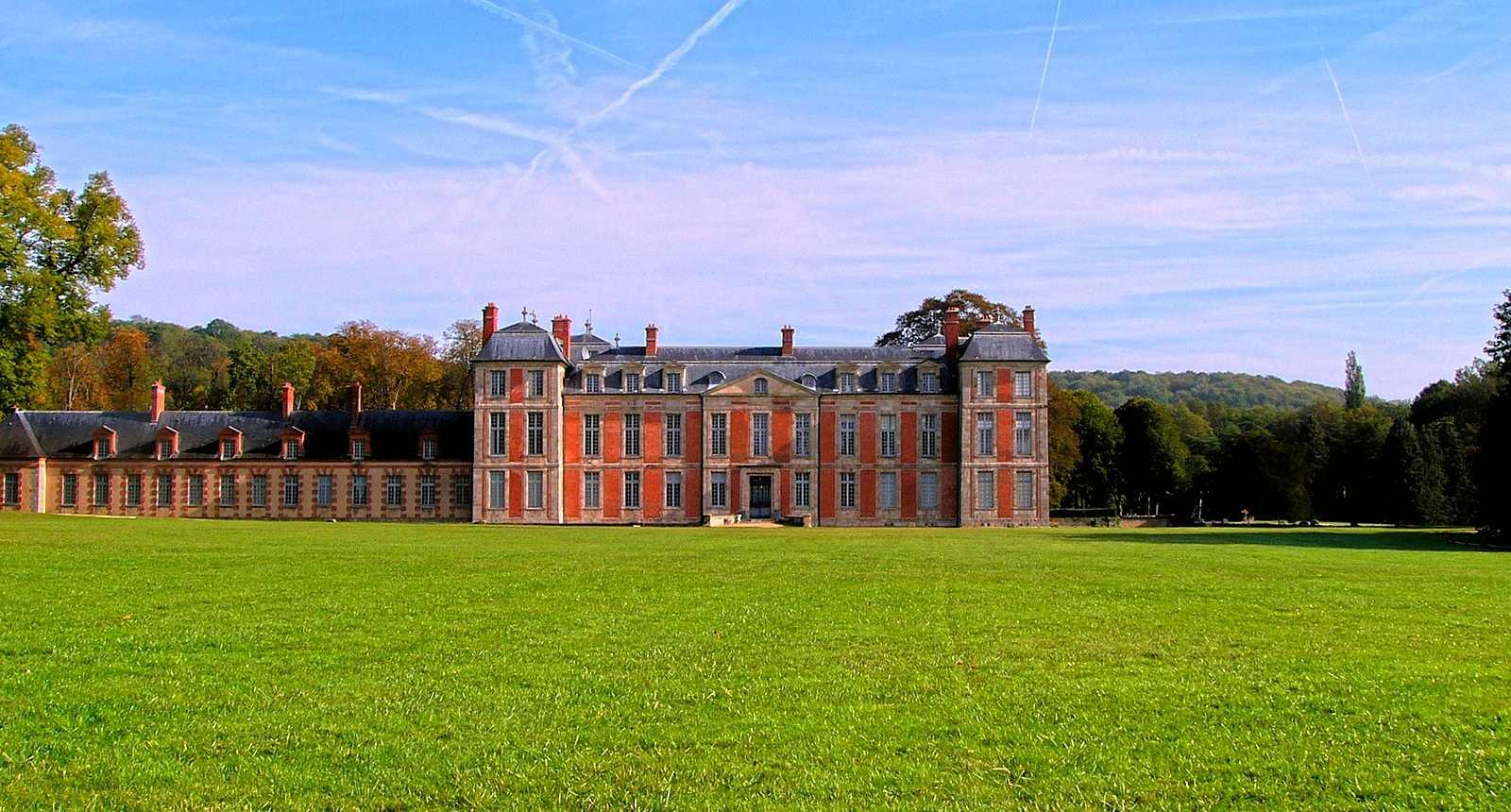 Le Château de Chamarande (1)