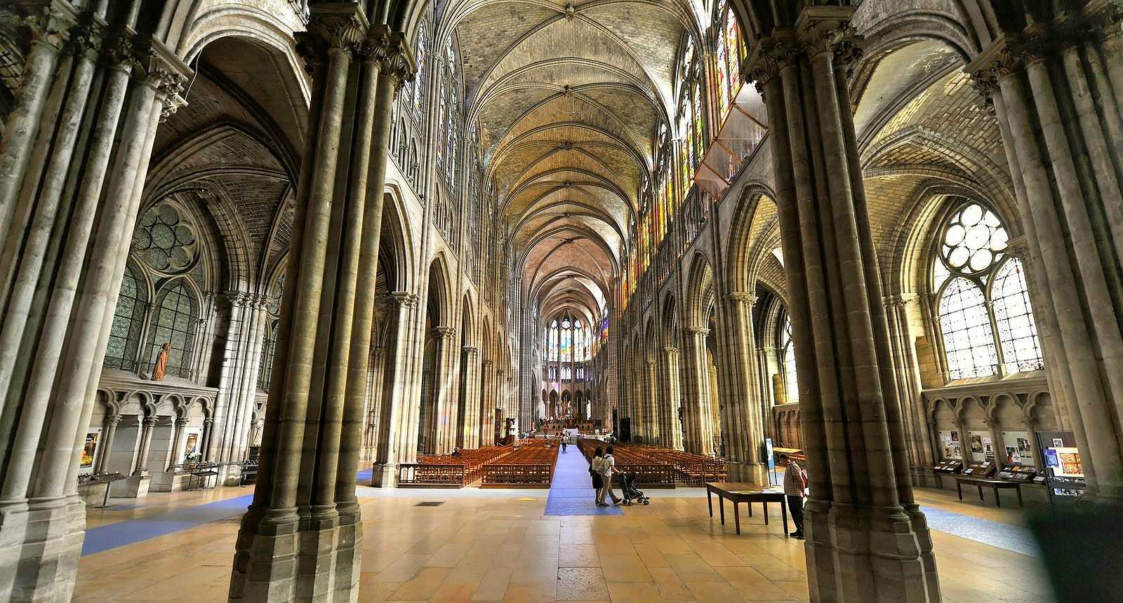 L'abbaye bénédictine de Saint-Denis