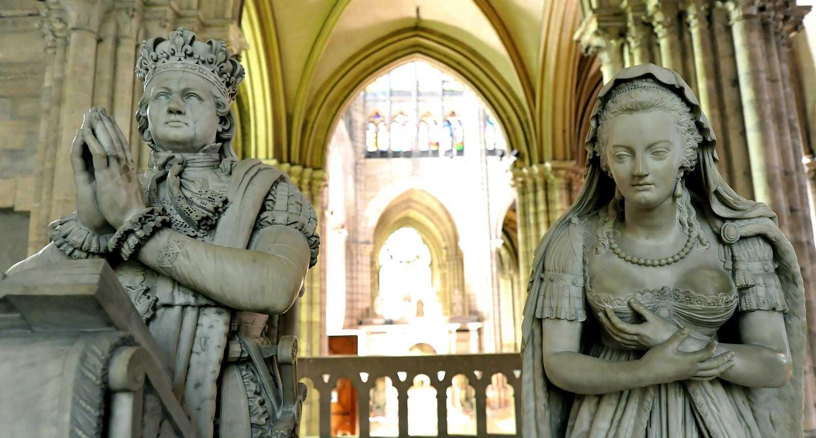 L'abbaye bénédictine de Saint-Denis  (1)
