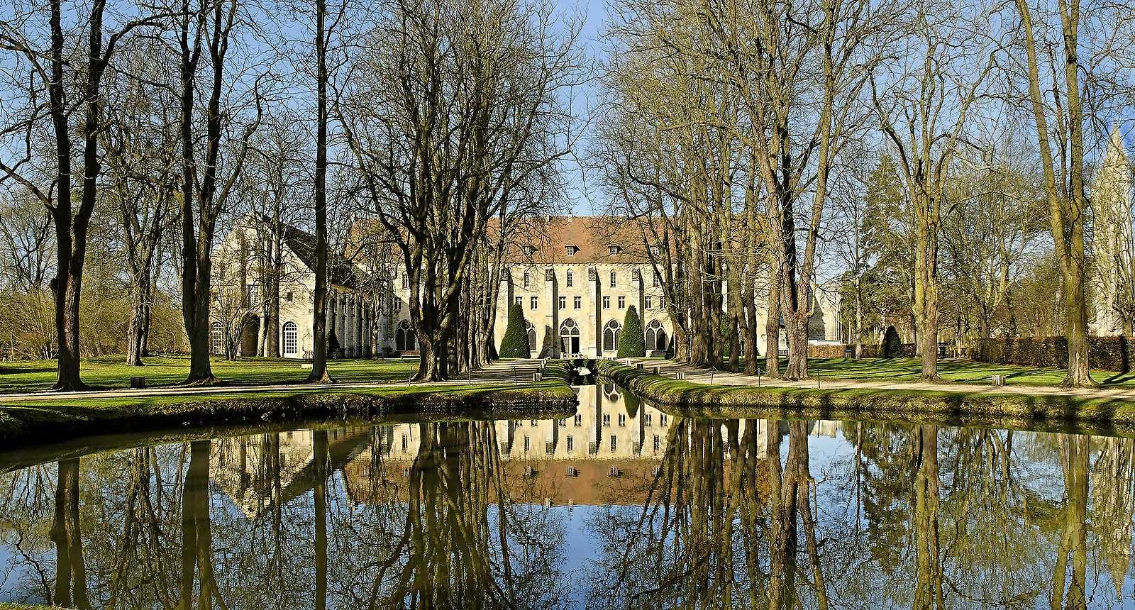 L'Abbaye de Royaumont (1)
