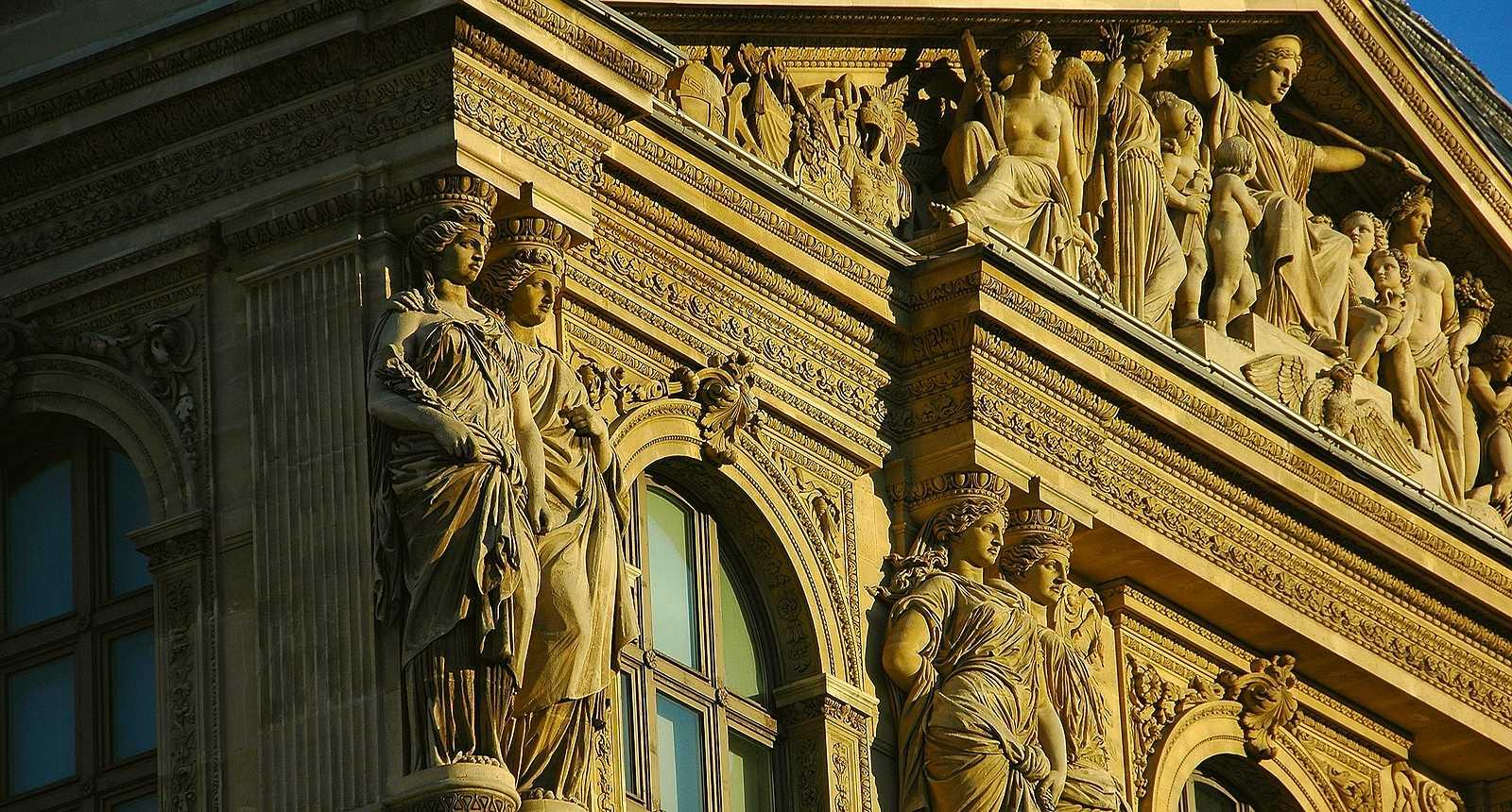 Le Palais du Louvre