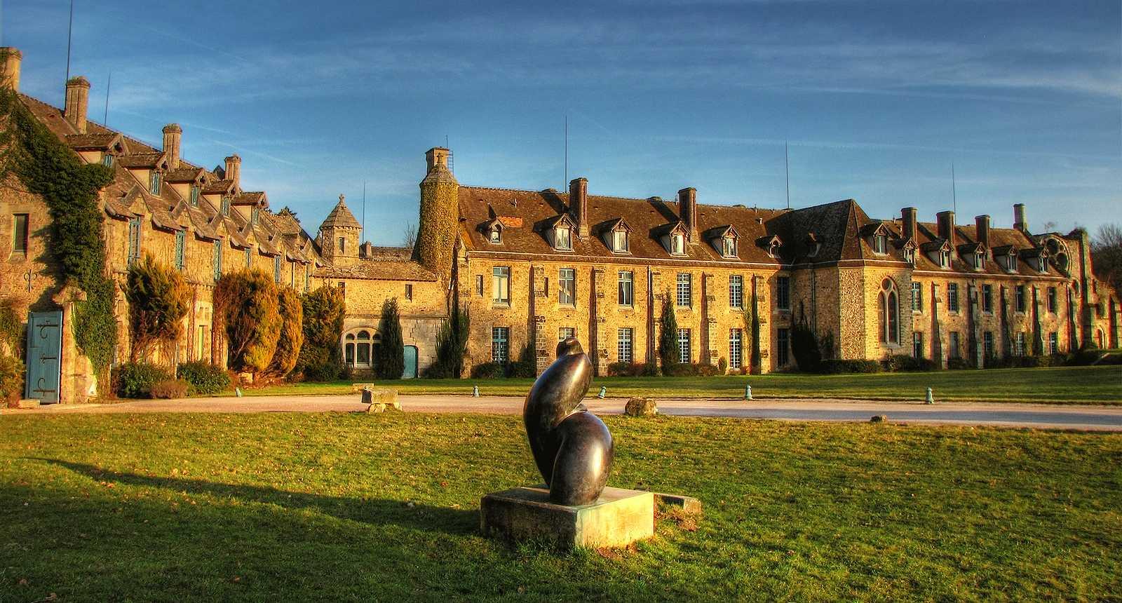 Eglises chapelles abbayes monast res et couvents for 78 en france