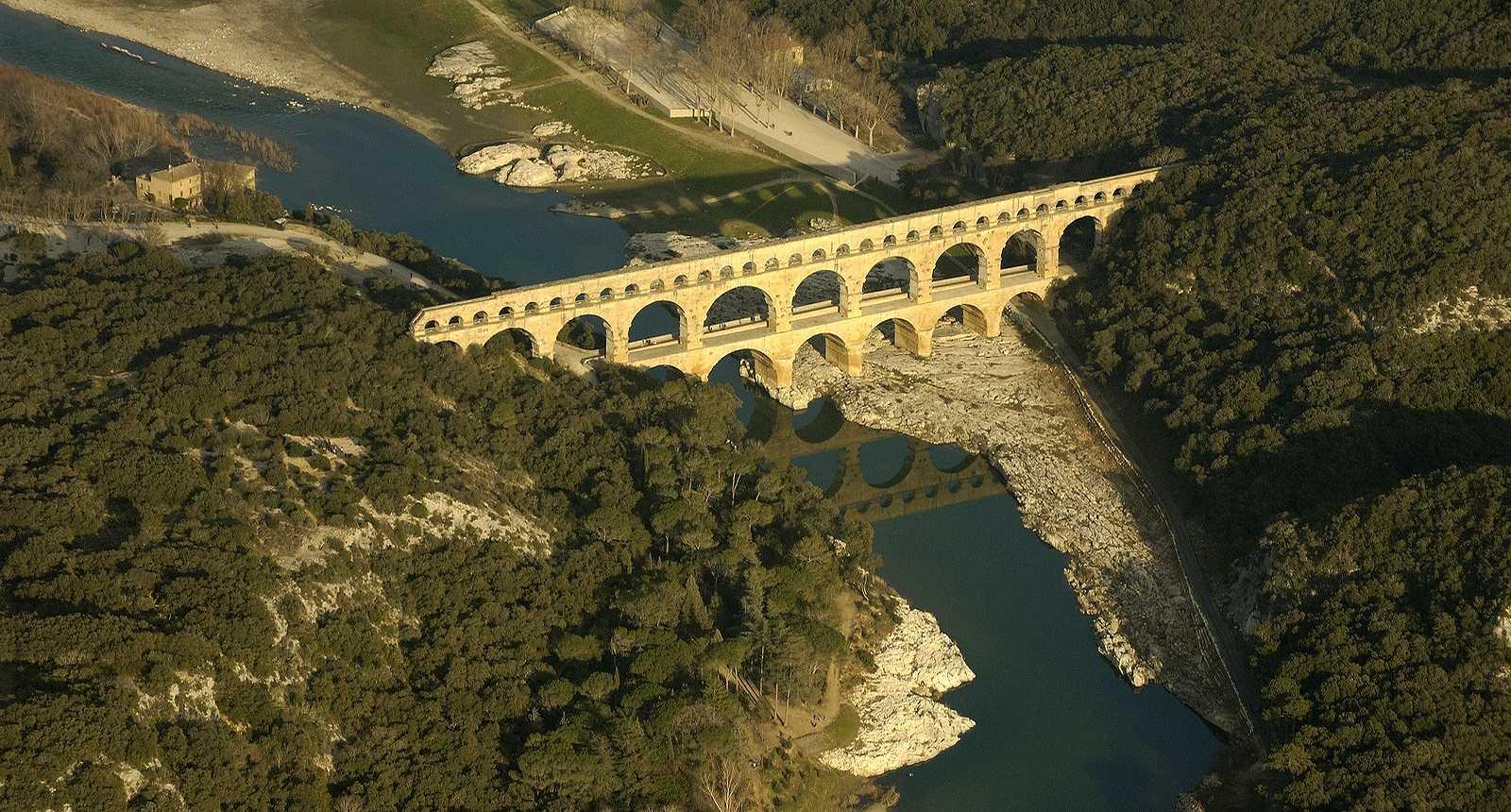 Image : Pont du Gard