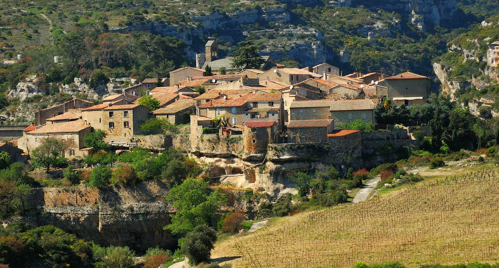 La Cité médiévale de Minerve