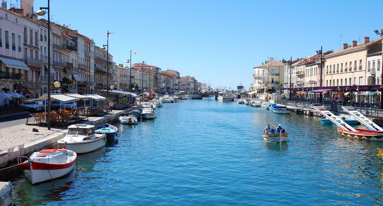 Image : Vieux Port de Sète
