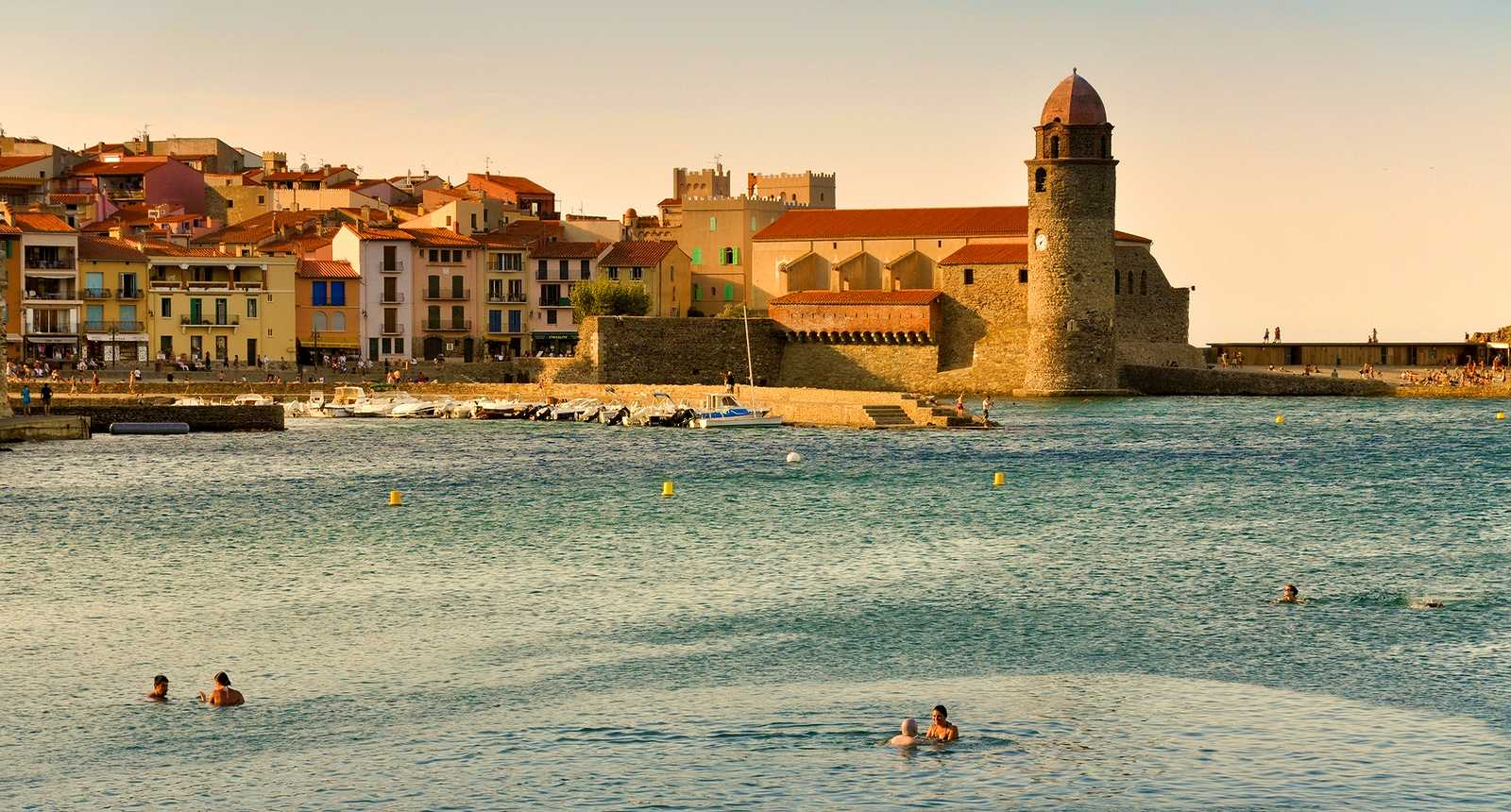 Office de tourisme de collioure collioure 66190 - Office tourisme languedoc roussillon ...