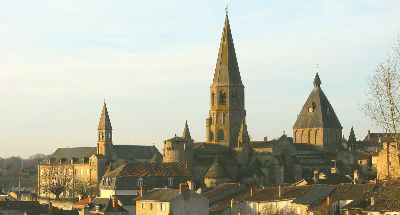 La Collégiale Saint-Pierre-du-Dorat
