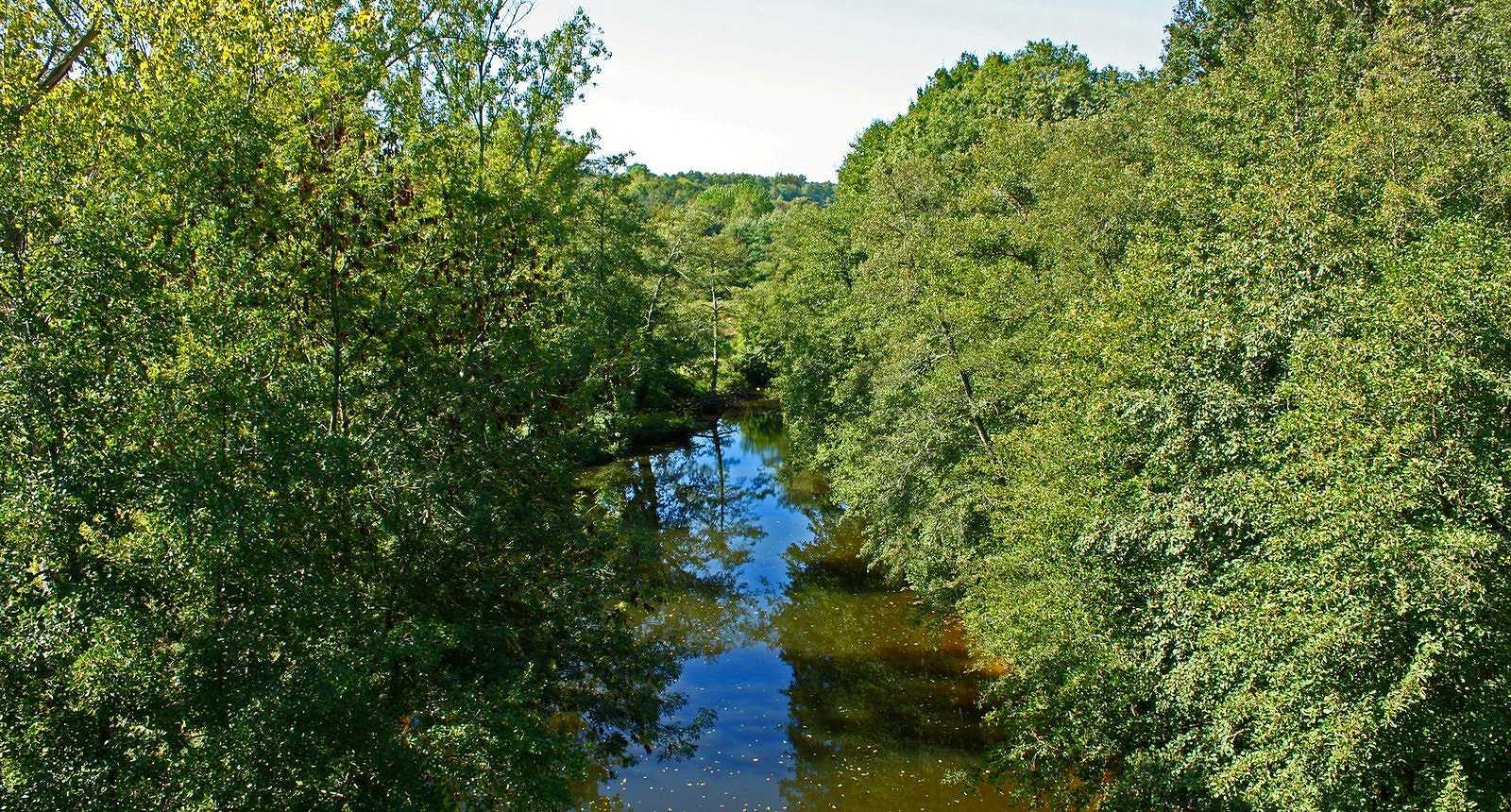 Rivière de la Gartempe