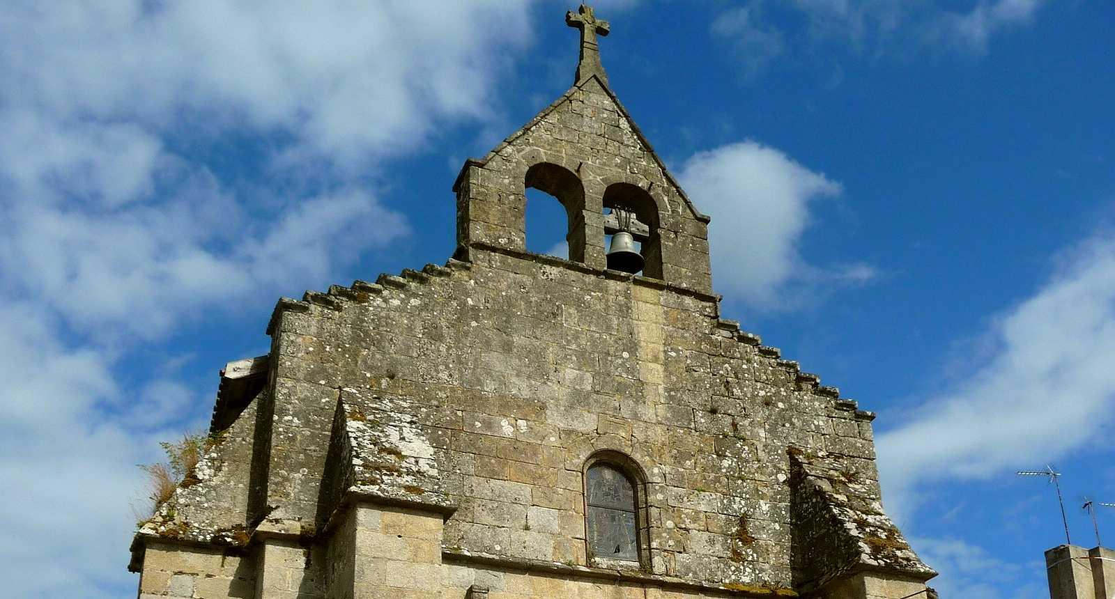 La Chapelle de l'Arrier à Bourganeuf