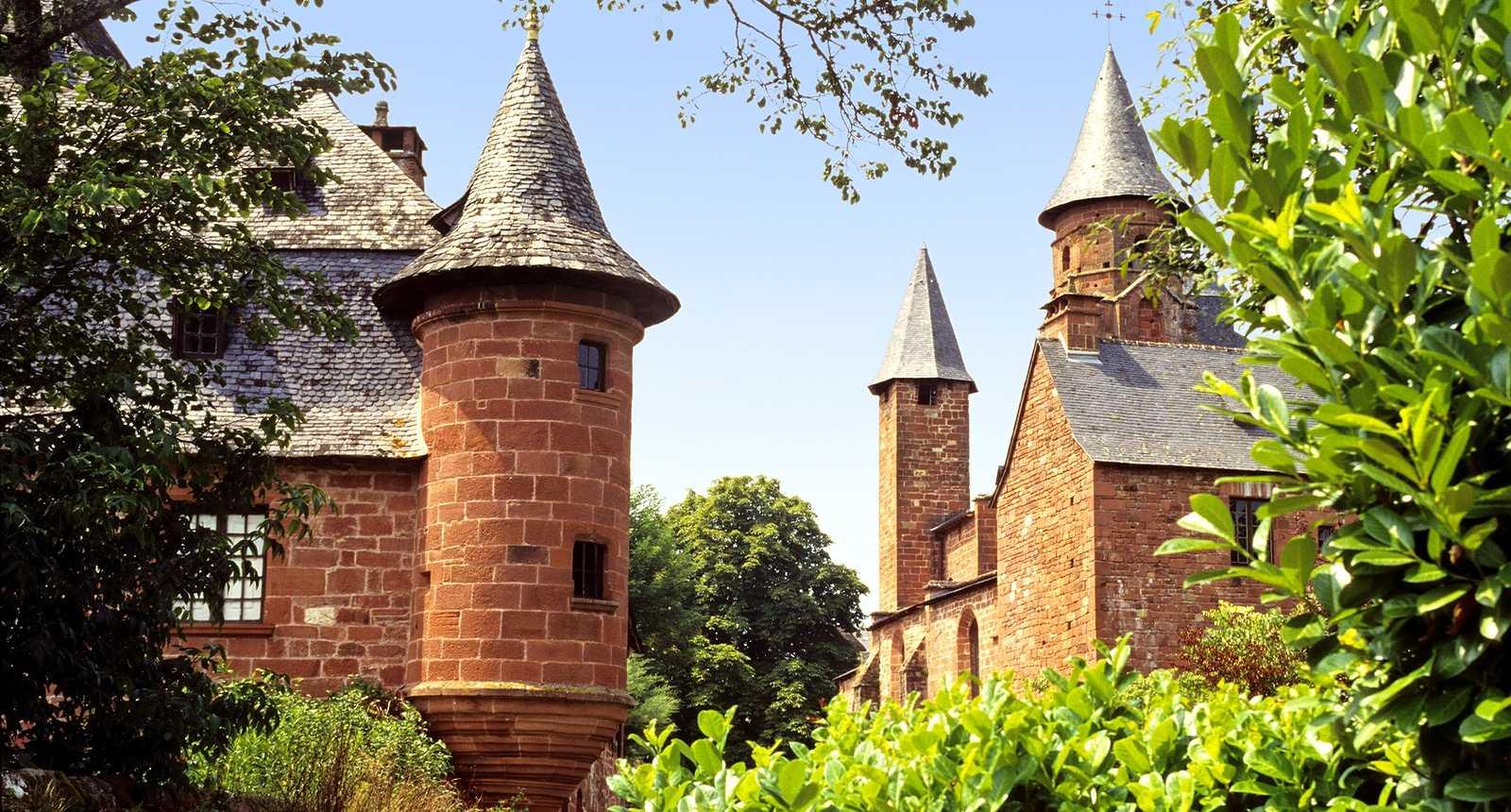 Le Château de Collonges-la-Rouge