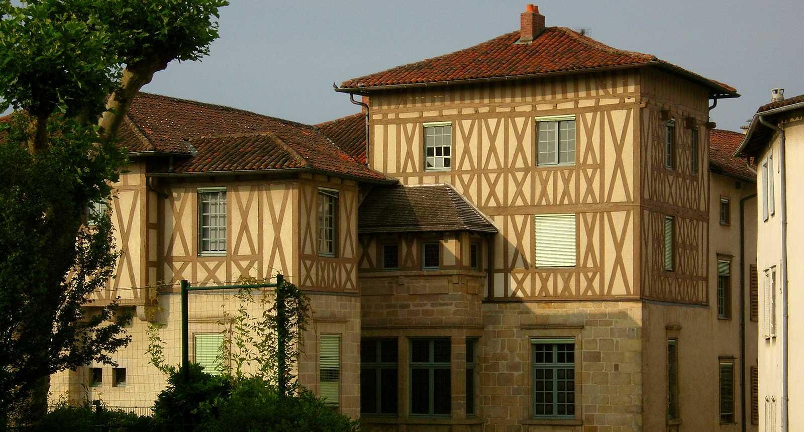 Le Quartier du Château à Limoges
