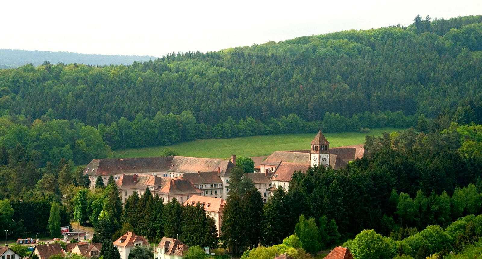Le Collège Saint-Augustin de Bitche