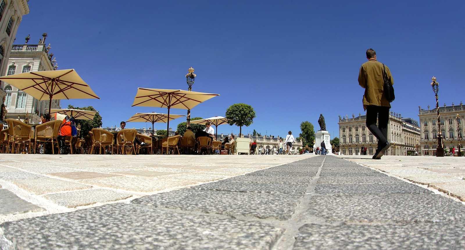 La Place Stanislas de Nancy