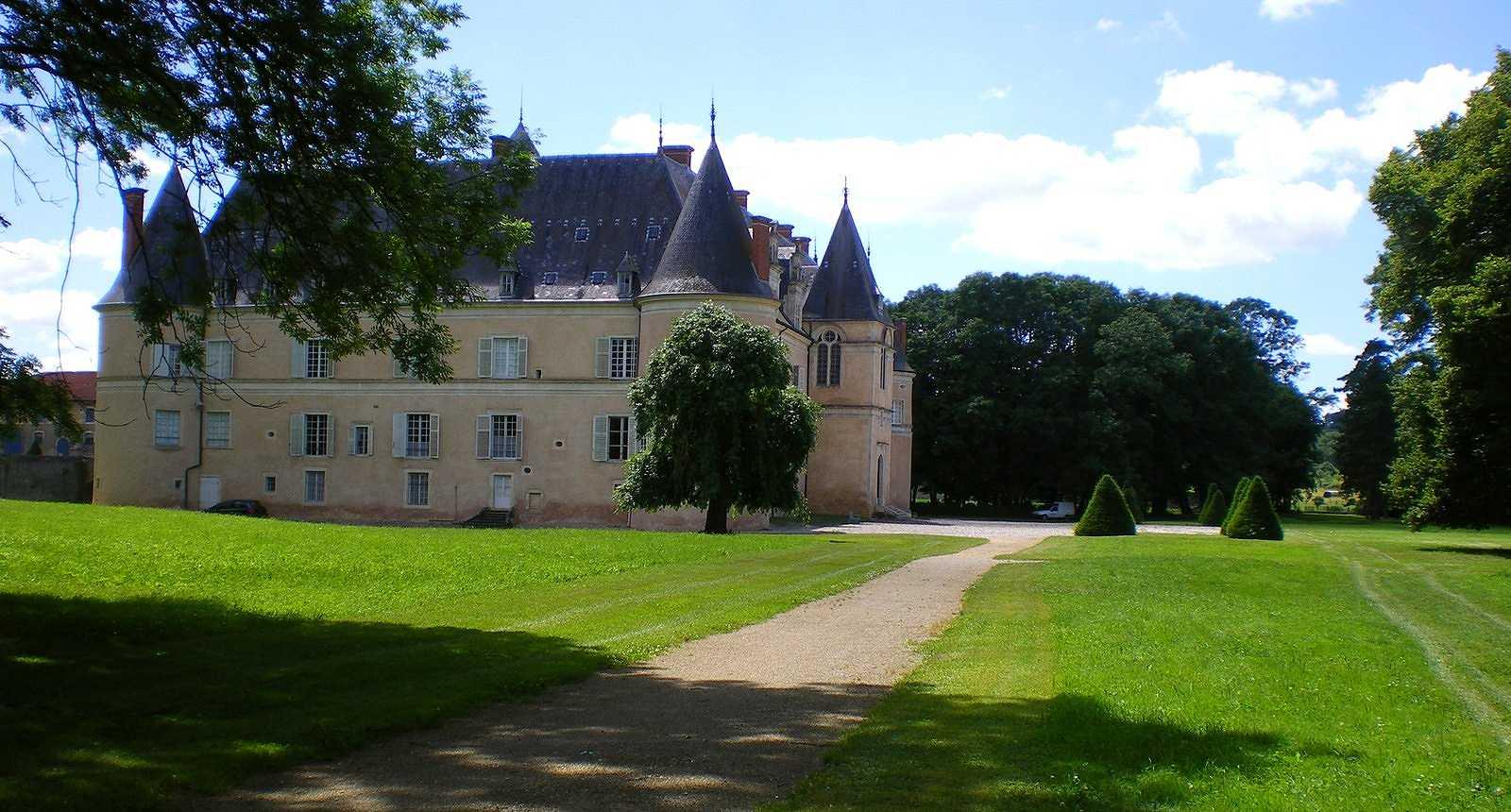 Le Château de Fléville