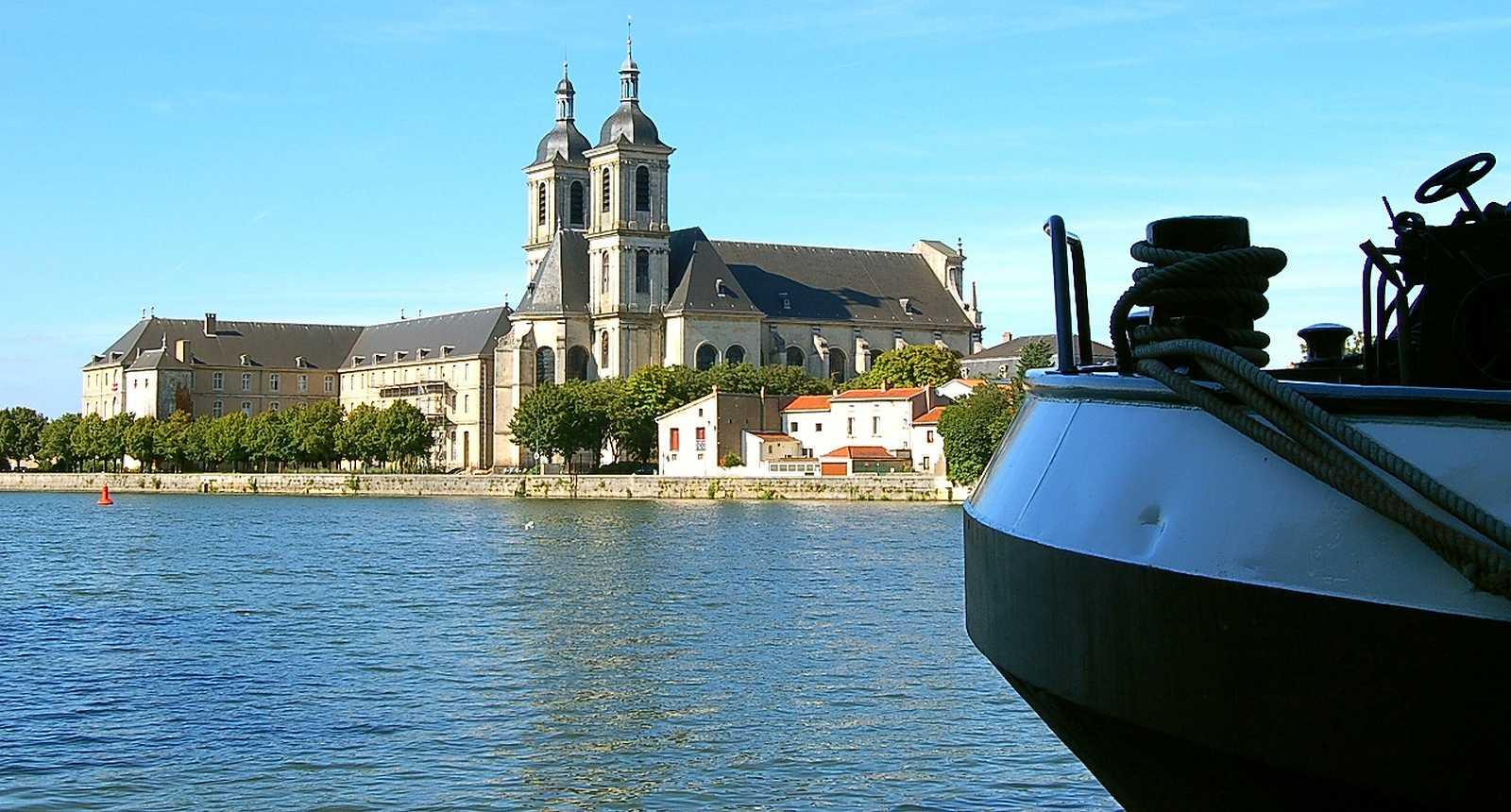 L'Abbaye des Prémontrés à Pont-à-Mousson (1)