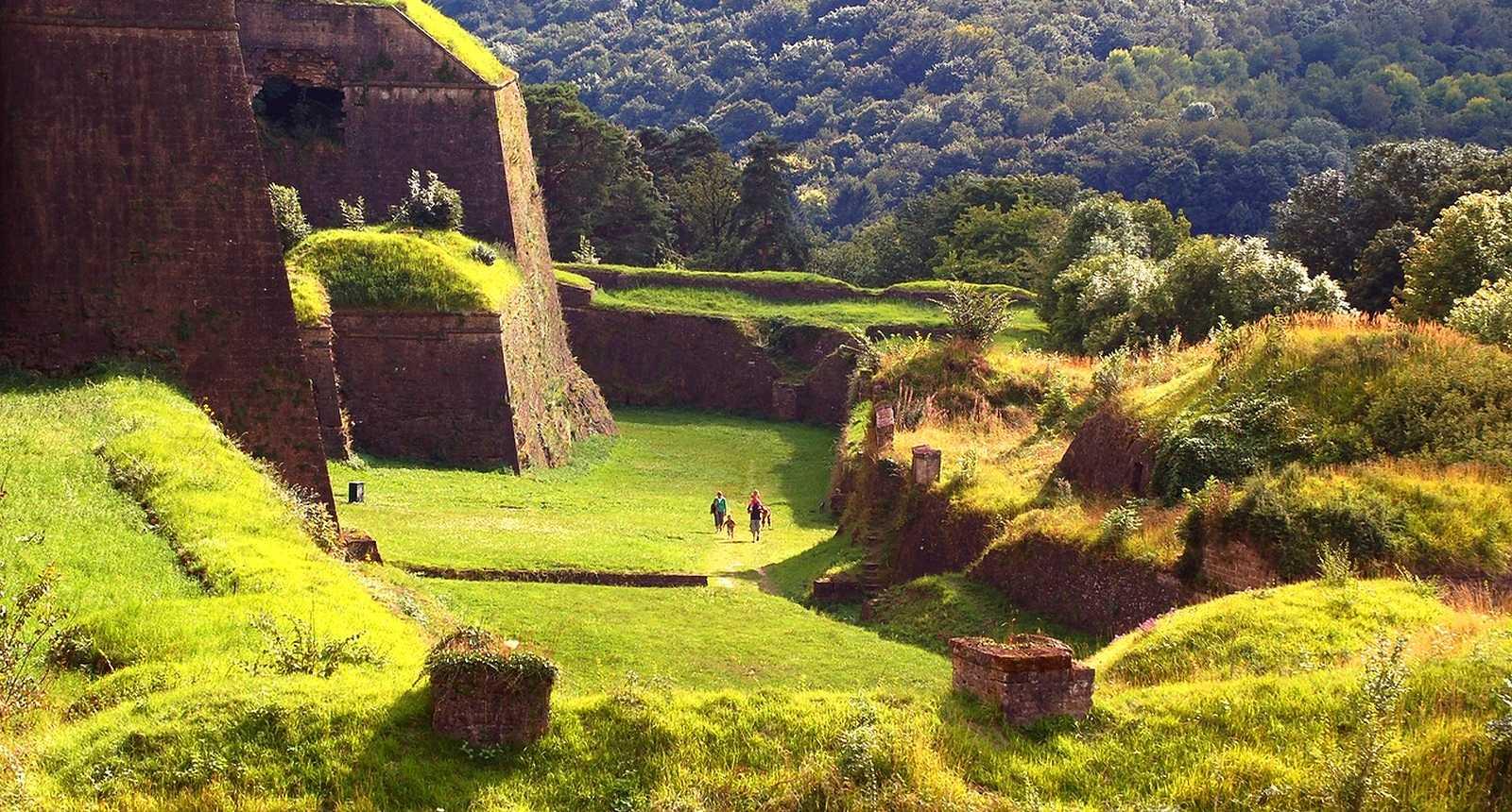 Les fortifications Vauban de Montmédy