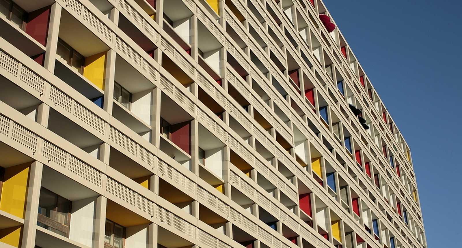 La Cité Radieuse de Le Corbusier à Briey