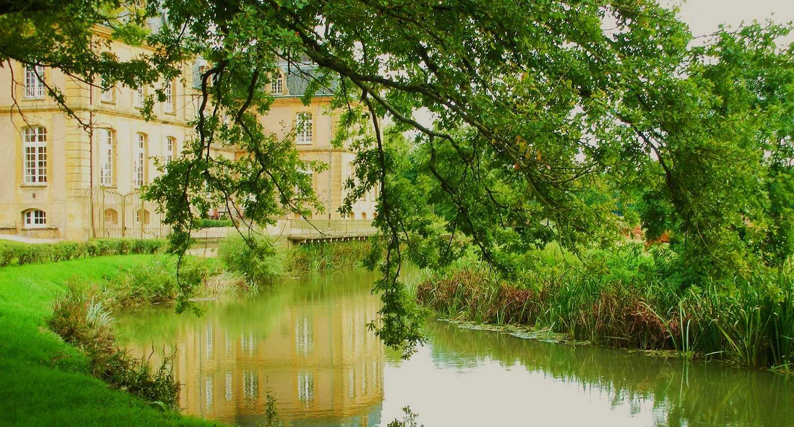 Le Château de Pange