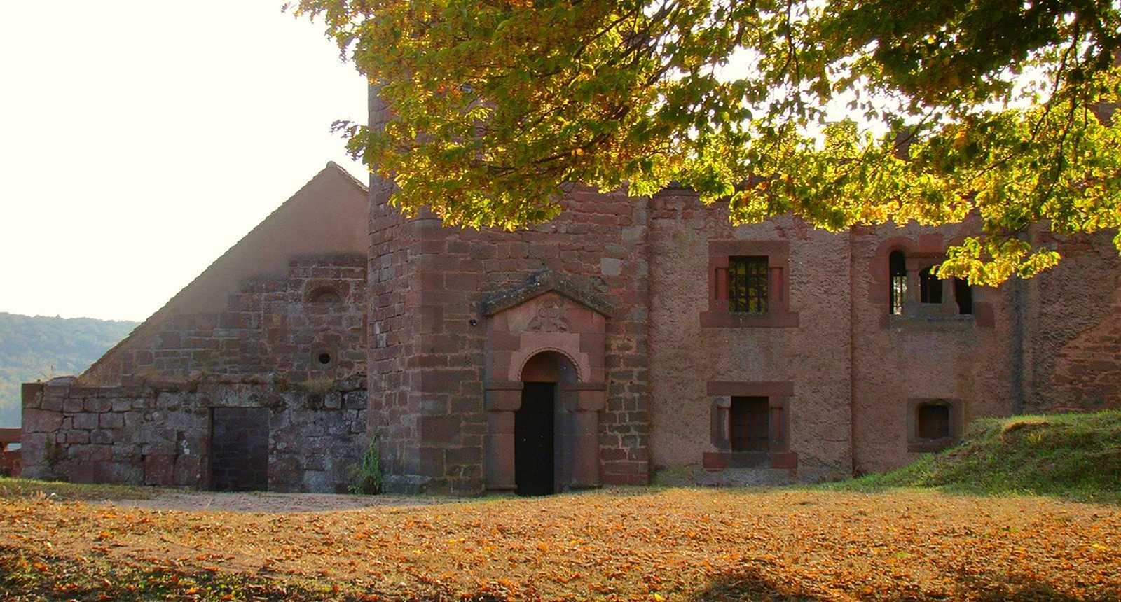 Ruines du Château de Lutzelbourg