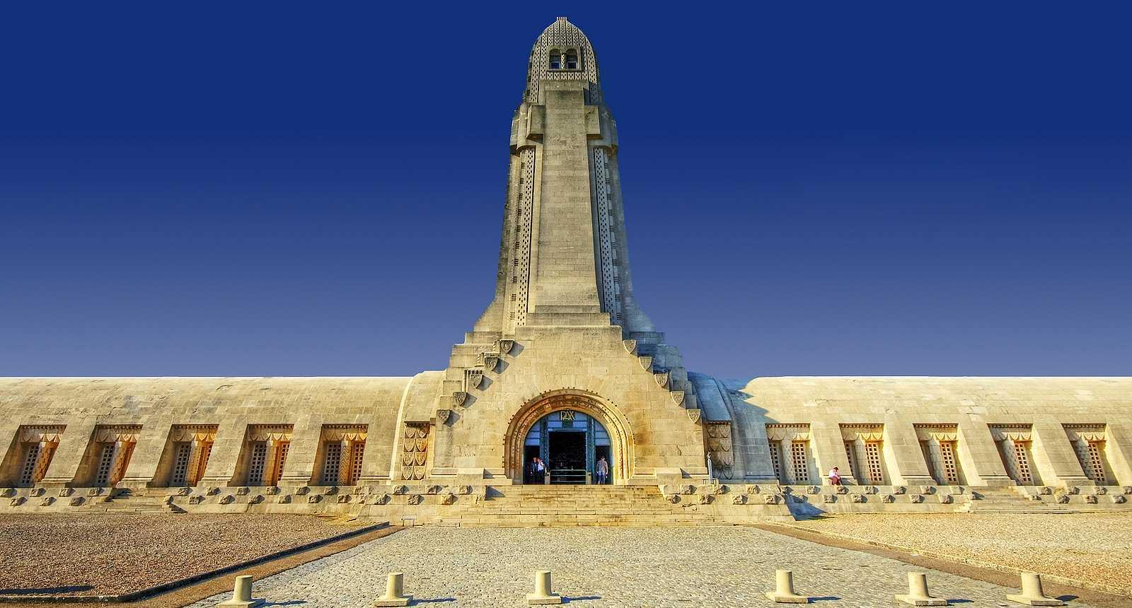 L'Ossuaire de Douaumont, Mémorial de Verdun (1)
