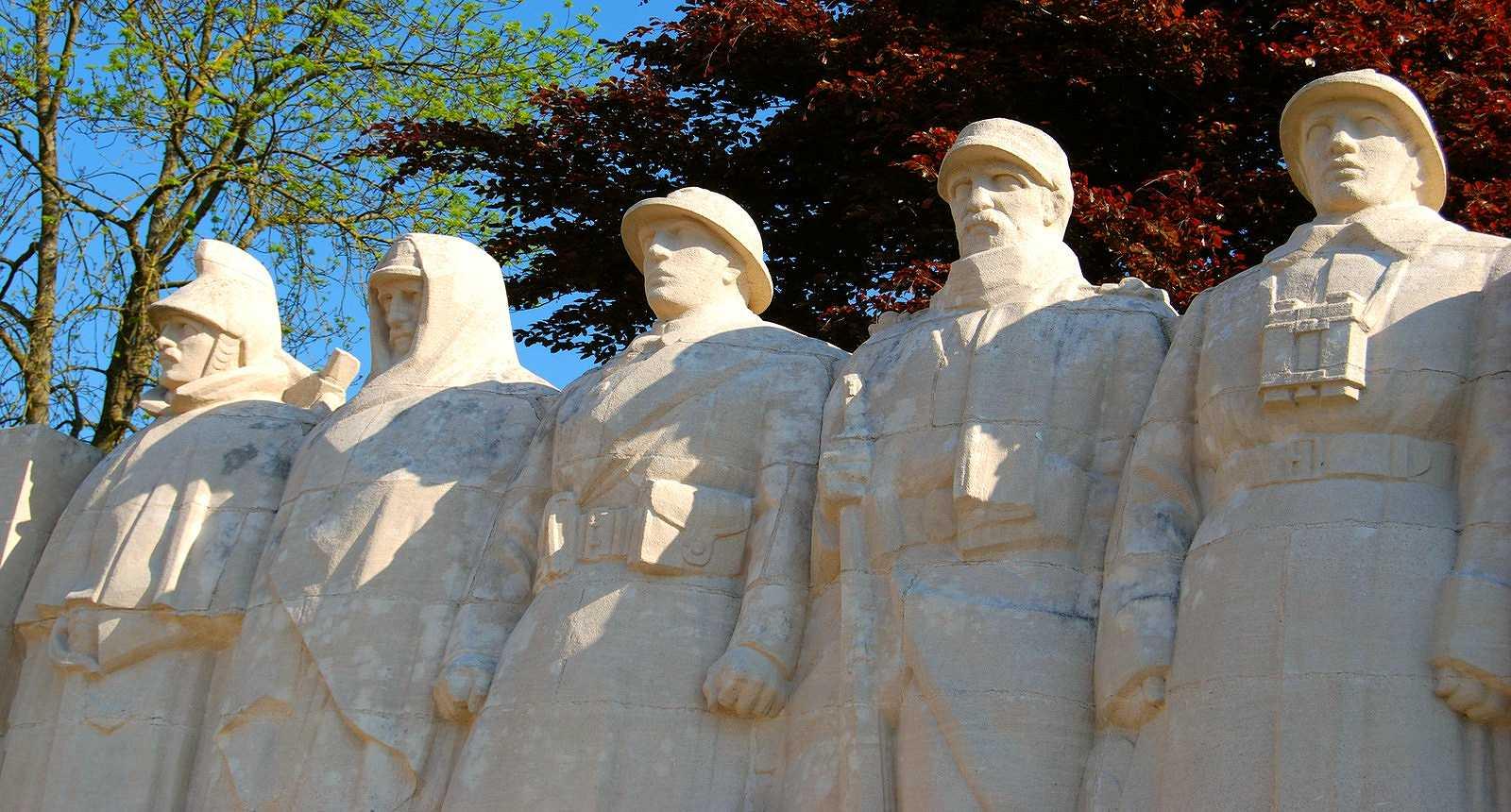 Le Monuments aux enfants de Verdun