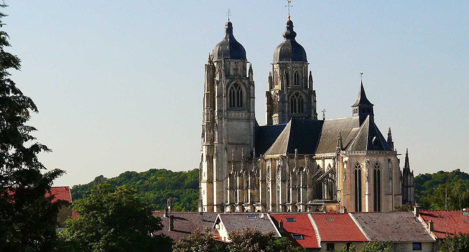 L'église Saint-Nicolas à Saint-Nicolas-de-Port