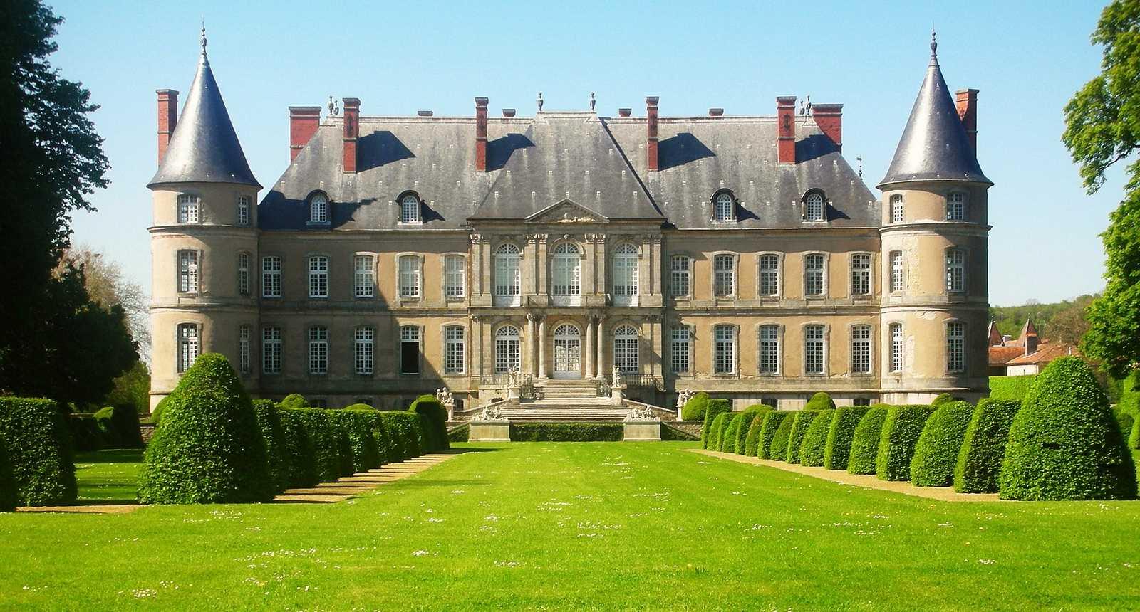 Le Château de Haroué (1)