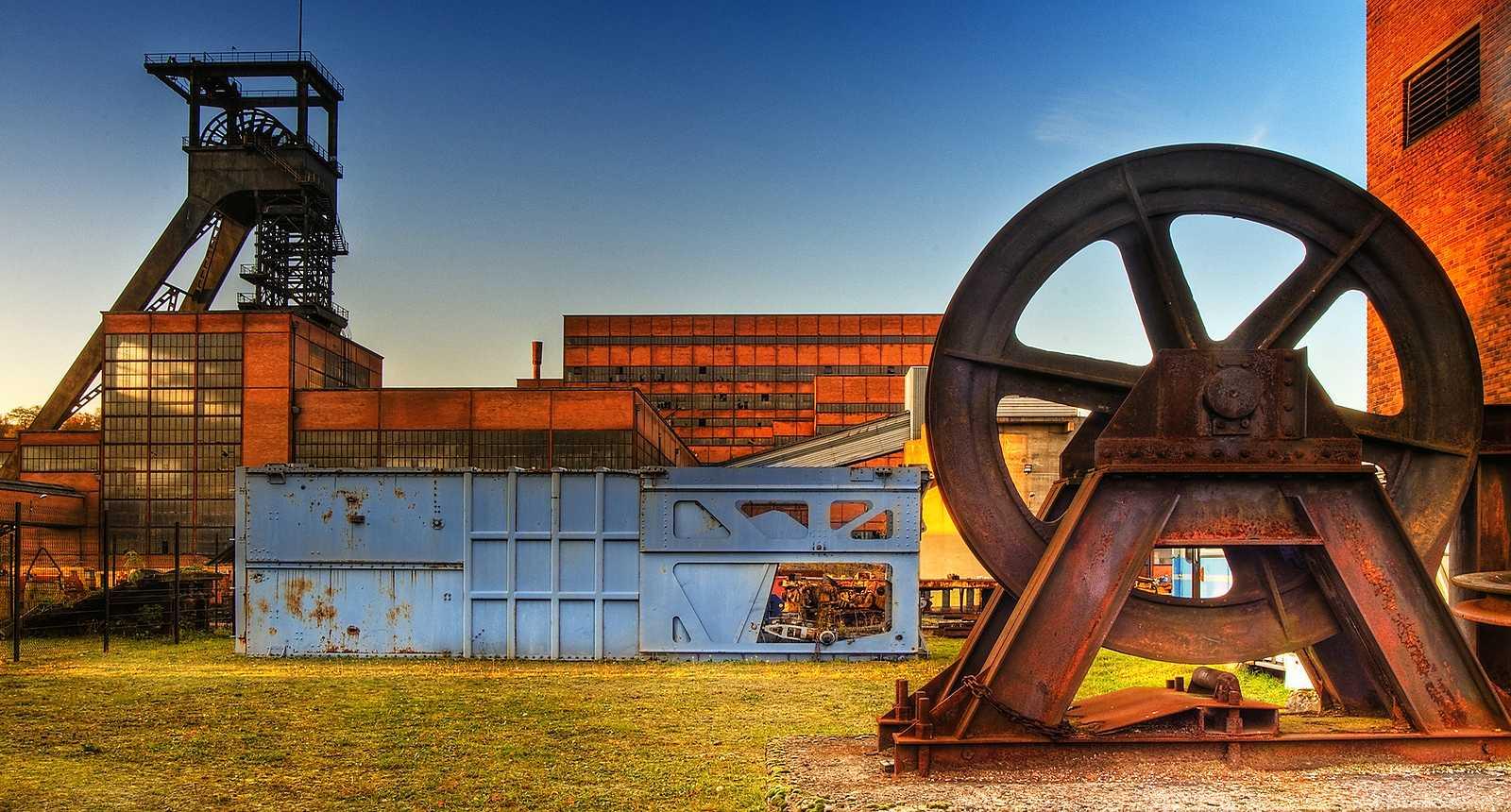 Le Musée de la Mine du Carreau Wendel à Petite-Rosselle